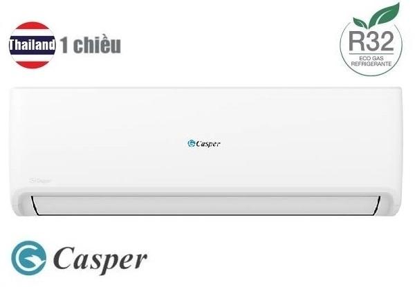 Điều hòa Casper 1 chiều 12000btu