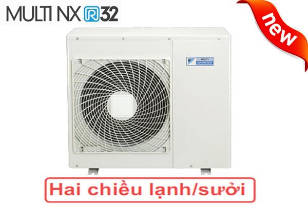 Dàn nóng điều hòa Multi Daikin 2 chiều Inverter 18000Btu 3MXM52RVMV