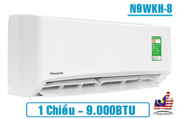 Điều hòa Panasonic 1 chiều 9000BTU N9WKH-8