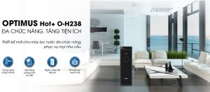 Máy lọc nước Karofi Optimus Hot+ O-H238