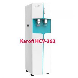 may loc nuoc nong lanh karofi hcv362