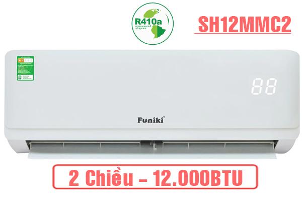 Điều hòa Funiki 12000BTU 2 chiều SH12MMC2