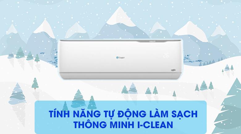 Điều hòa Casper Inverter GC-09TL32 tự làm sạch thông minh i-clean