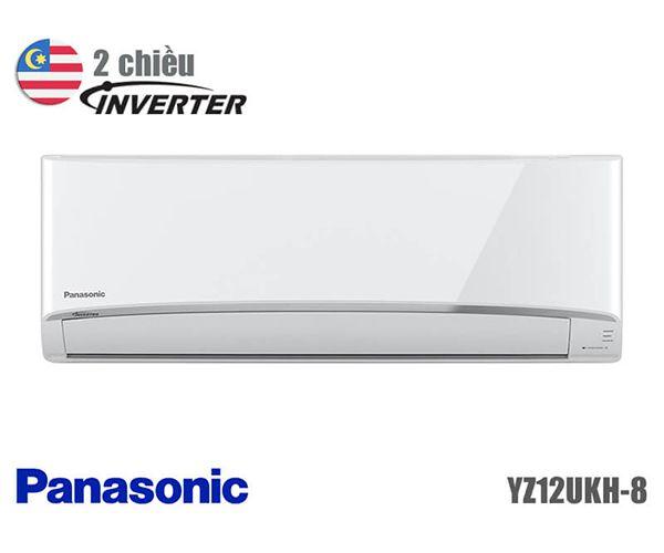 Điều hòa Panasonic 2 chiều 12000BTU Inverter YZ12UKH-8