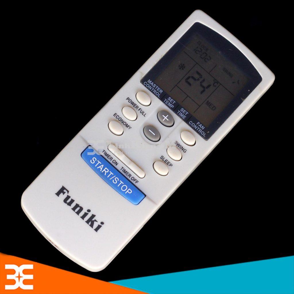 Điều khiển điều hòa Funiki 12000BTU 1 chiều  HSC12MMC