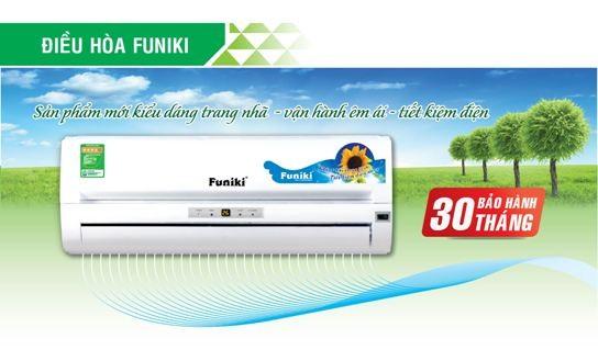 Điều hòa Funiki giá rẻ của Hòa Phát