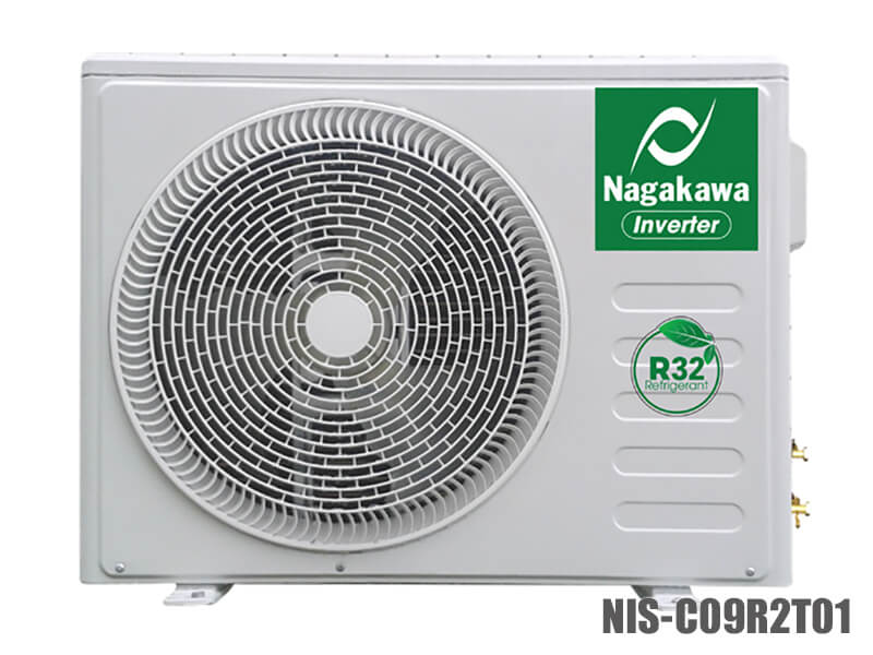 Điều hòa Nagakawa 1 chiều 9000Btu inverter NIS-C09R2T01