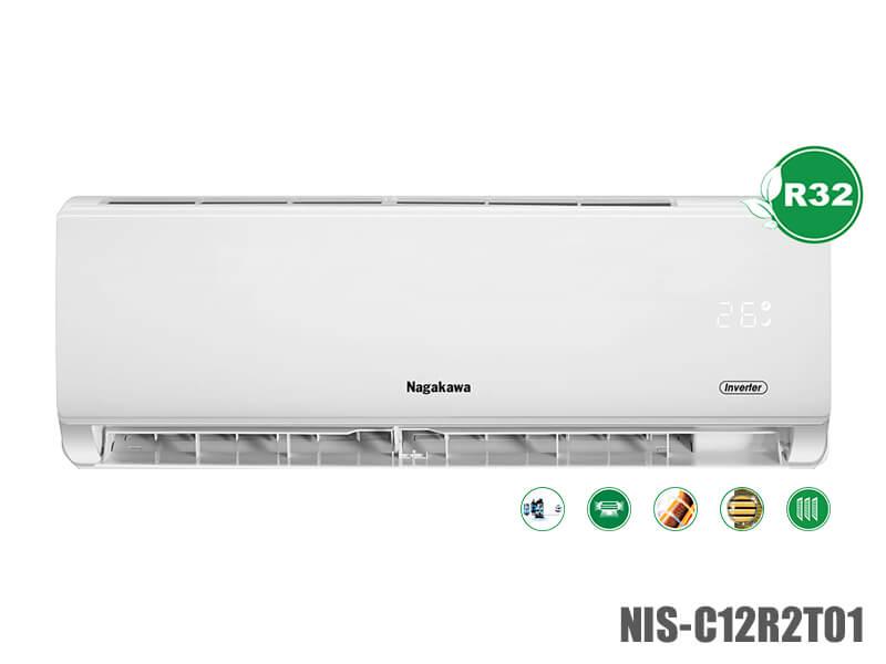 Điều hòa Nagakawa 1 chiều 12000Btu Inverter NIS-C12R2T01