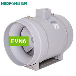 Quạt âm trần nối ống Nedfon DJT30-67S
