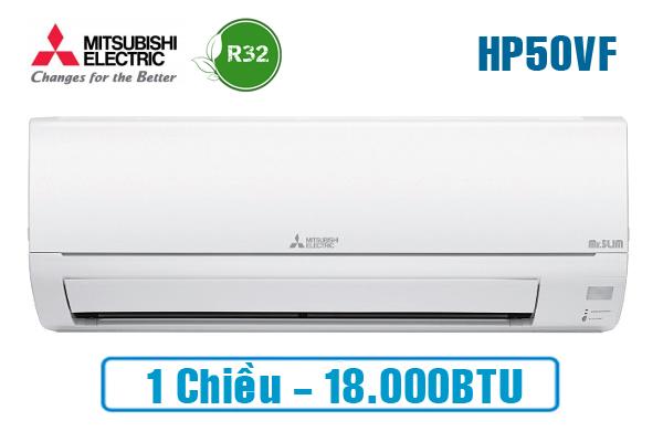 Điều hoà Mitsubishi Electric 18000btu 1 chiều MU/MS-HP50VF