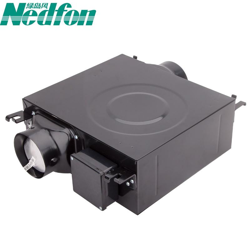 quạt thông gió âm trần Nedfon nối ống siêu mỏng DPT15-34H