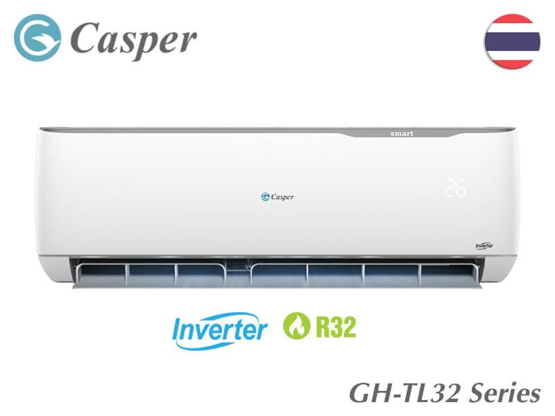 Điều hòa Casper 24000BTU inverter 2 chiều GH-24TL32