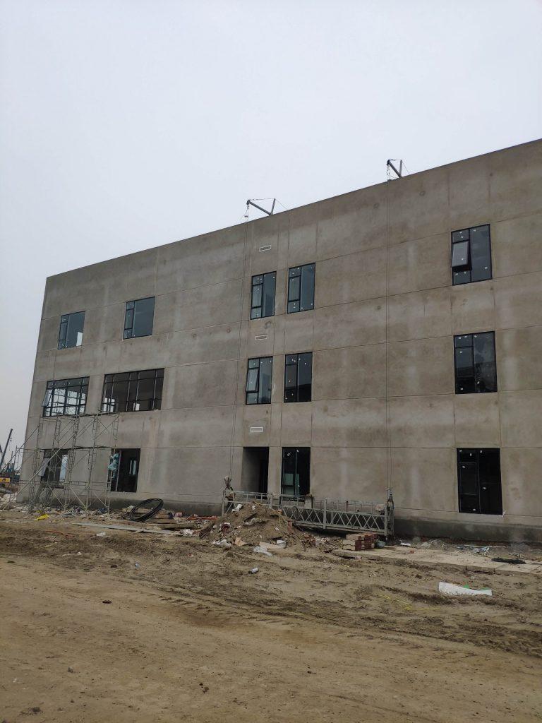 Công trình hệ thống Daikin VRV tòa nhà công ty TNHH Phúc Long - Phú Thọ