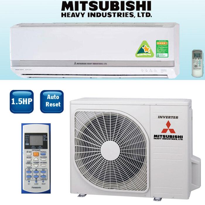 Đánh giá điều hòa Mitsubishi Heavy có tốt không?