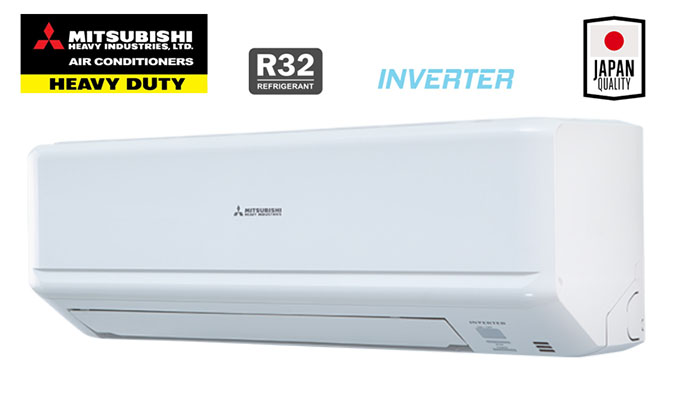 Điều hòa Mitsubishi Heavy 18000btu 1 chiều inverter SRK/SRC18YW-W5