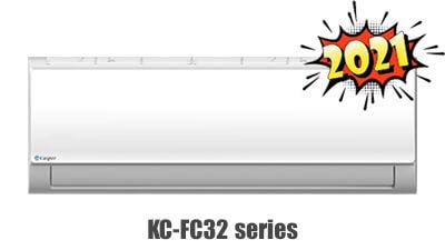 điều hòa Casper KC-09FC32 1 chiều 9000Btu