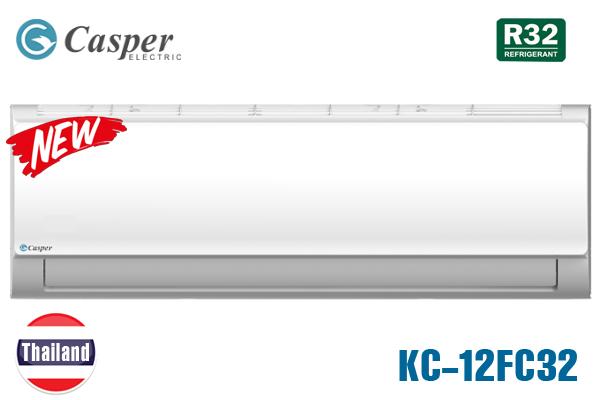 Điều hòa Casper KC-12FC32 12000btu 1 chiều