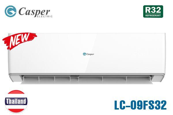 điều hòa Casper LC09FS32 1 chiều 9000Btu