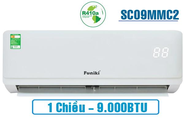 Điều hòa Funiki 9000btu 1 chiều SC09MMC2