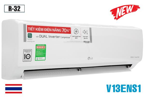 Điều hòa LG V13ENS1 1 chiều inverter 12000BTU