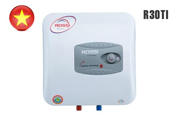 Bình nóng lạnh Rossi R30Ti 30 lít