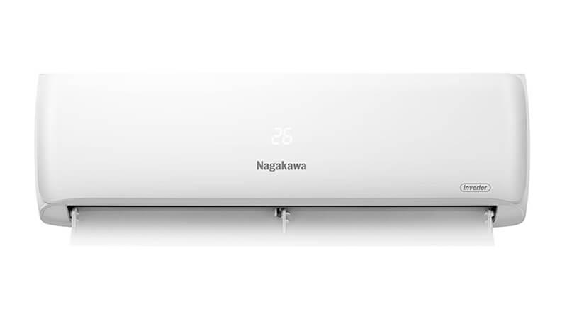 Điều hòa Nagakawa NIS-C09R2H08 inverter 1 chiều 9000BTU