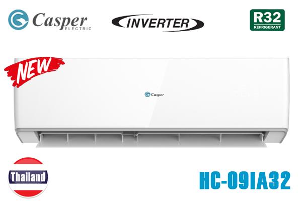 Điều hòa CasperHC-09IA32 inverter 1 chiều