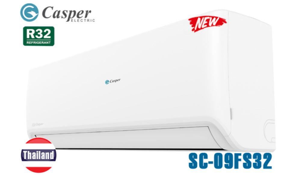 điều hòa Casper SC09FC32 model 2021