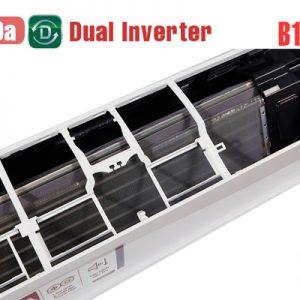 Điều hòa LG 2 chiều 9000BTU inverter B10END