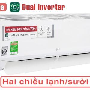 điều hòa LG 18000BTU 2 chiều inverter