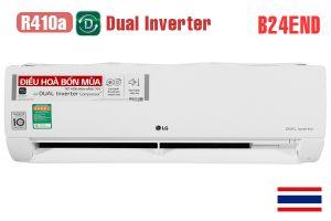Điều hòa LG 24000BTU 2 chiều inverter B24END