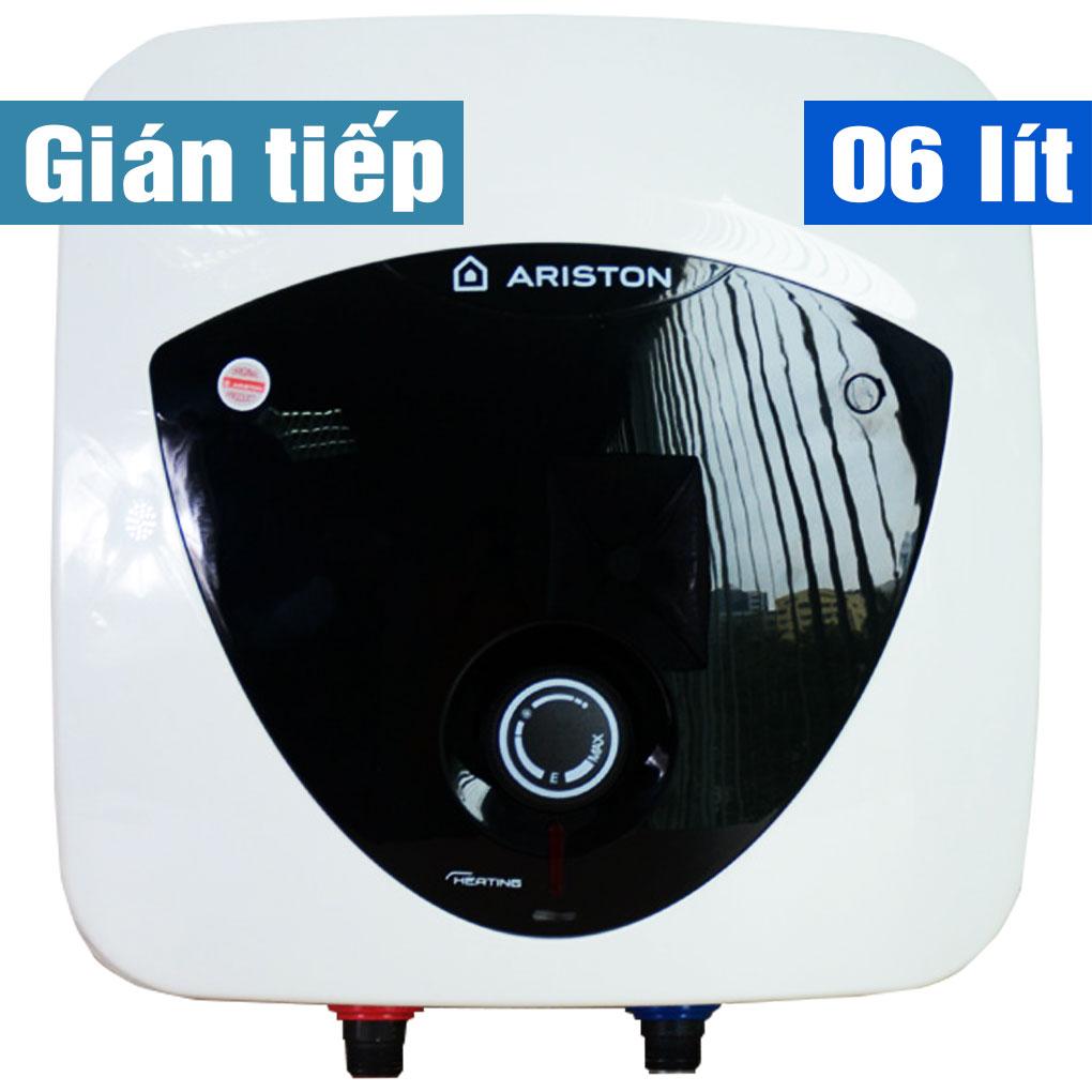 Bình nóng lạnh Ariston 6 lít AN LUX 6 UE 1.5 FE