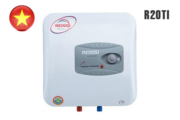 Bình nóng lạnh Rossi 20 lít R20TI