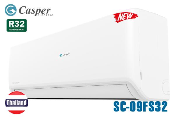 Casper SC09FS32 9000btu 1 chiều model 2021