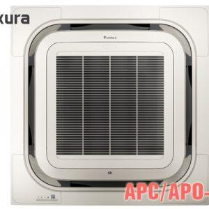 Điều hòa âm trần Sumikura 18000BTU 2 chiều APC/APO-H180/8W-A