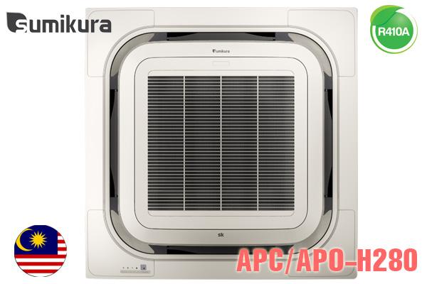 Điều hòa âm trần Sumikura 28000BTU 2 Chiều APC/APO-H280/8W-A