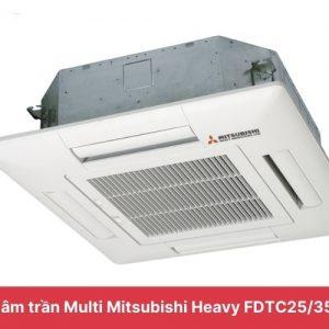 Dàn lạnh Catset Multi Mitsubishi Heavy 20500BTU FDTC60VF