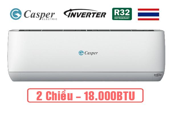 Điều hòa Casper inverter 18000BTU 2 chiều